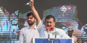 Rajasthan polls: Vote for change, not just for defeating BJP, says Kejriwal